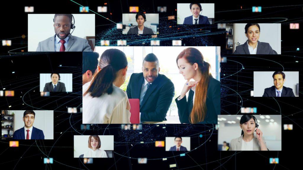 Videokonferenz- und Kollaborationstools unterstützen Unternehmen im Change-Prozess.