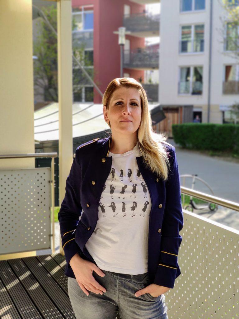 Texterin bei Rheindigital: Yvonne Cramer